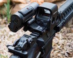 AR-15 Daniel Defense Troy Industries Badger Ordnance Strikemark Contour KNS Precision EOTech