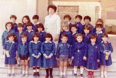 Σχολική ποδιά: Πότε και γιατί επιβλήθηκε. Πώς καταργήθηκε Greece Pictures, Greece Photography, Vintage Love, Vintage Pictures, School Days, Trendy Fashion, The Past, Memories, Retro