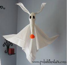 Halloween - Jack Skeleton - Nightmare before Christmas