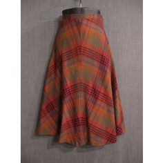 Designer Clothes, Shoes & Bags for Women Red Costume, Halloween Costumes, Costumes For Women, Costume Design, Tie Dye Skirt, 1940s, Women Wear, Plaid, Skirts