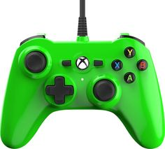 Power A - Mini Controller for Microsoft Xbox One - Electric green