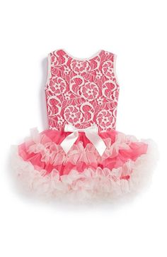 Free shipping and returns on Popatu Lace Tulle Dress (Baby Girls) at Nordstrom.com. A lacy bodice and flouncy ballerina skirt add irresistible charm to a sleeveless dress fashioned with a fuss-free built-in bodysuit.