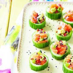 Poke - Hawaiian Ceviche