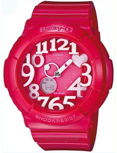 G-Shock G Shock Baby G watch want ! G Watch, Pink Watch, Casio Watch, Casio Baby G Shock, Baby G Shock Watches, Wrist Watches, Women's Watches, Black Watches, Shoes
