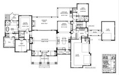 Laurel Haven Home Plan - nice finishes in this home (Reserve at Lake Travis luxury home tour).