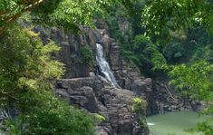 Thác Pongour | Mytour.vn Waterfall, River, Outdoor, Outdoors, Waterfalls, Outdoor Games, The Great Outdoors, Rivers