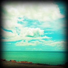 #morning #sky #beach #morning #Holliday #chill #sand #sky #blue #clouds #clear #water #sea #view #island #vacation #sky #beautiful #amazing