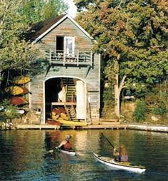 Lake George Kayak boathouse....awesome instructors who know the sport and are thoughful and patient!