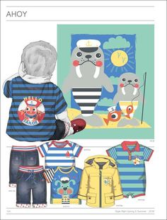 Style Right Babywear Trendbook S/S 2016 incl. DVD | mode...information GmbH