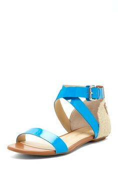 Enzo Angiolini Katira Flat Sandal by Non Specific on @HauteLook