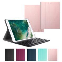 iPad 9.7 2017 iPad Pro 9.7 iPad Air Mini Magnetic Bluetooth Keyboard Case Cover