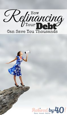 How Refinancing Debt with EVEN Financial Can Save You Thousands