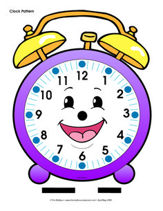 Alarm Clock Clipart Different Clip Arts Clip Art Clock Clipart