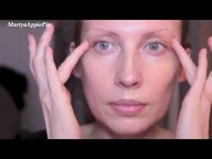 Японский омолаживающий массаж за пять минут! - YouTube