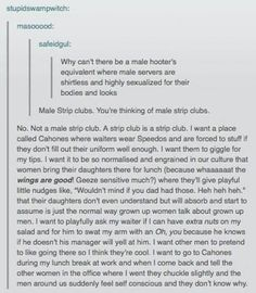 Male version of Hooters