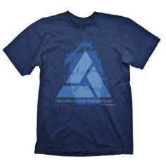 CAMISETA ASSASSINS CREED 4 DISTANT LANDS XXL