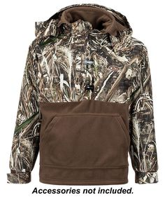 , realtree max 5 camo for duck hunting Drake Waterfowl® Systems MST™ Eqwader™ Deluxe Quarter Zip Pullovers for Men Duck Hunting Gear, Quail Hunting, Waterfowl Hunting, Hunting Clothes, Cool Stuff, Duck Hunting Accessories, Duck Season, Drake, Camo Jacket