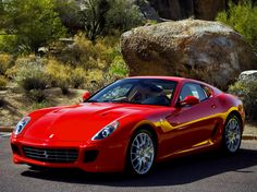 Ferrari 599 GTB Fiorano F1 North America '2006–12