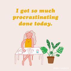 Save this if you've got a procrastination problem.