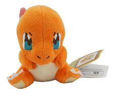 "Pokemon Charmander 4.5"" Soft Plush Stuffed Doll Fubu http://www.amazon.com/dp/B00CW5YK52/ref=cm_sw_r_pi_dp_KW0.vb11CP9QD"
