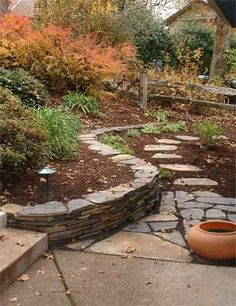 stones landscaping - Google Search
