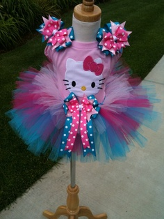 Cute for a hello kitty party