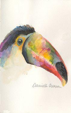 Toucan Do it by daniyellow