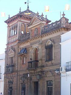 La Granja de Torrehermosa -Badajoz - Spain