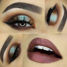 emoji MOTD emoji ___ Products Used: BROWS: @anastasiabeverlyhills Dipbrow in Ebony ___ CREASE: Anastasiabeverlyhills single eyeshadows in Soft Peach, Orange Soda, Morroco, Hot Chocolate & Noir ___ LID: Nyx Cosmetics jumbo eye pencil in Milk. Eyeshadows from @sedonalace 88 Metal eyeshadow palette emoji( Use coupon code Wickedbeautification for $ off your next purchase) emoji ___ EYELINER: @nyxcosmetics Matte Black eyeliner ___ LASHES: @ilushlashes lashes in Frisky ___ LIPS: @nyxcosmetics…