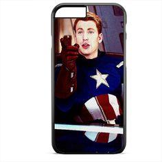 Steve Roger Captain America TATUM-10143 Apple Phonecase Cover For Iphone SE Case