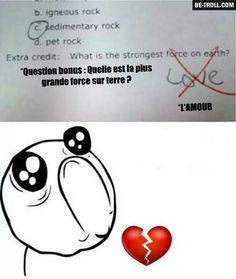Comment briser le coeur d'un élève...
