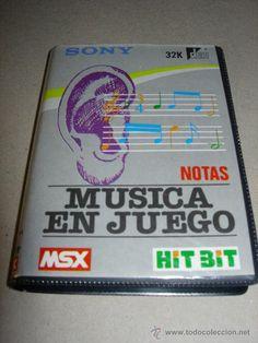 Música en Juego - MSX