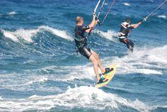 Kiterboard - Playa de Vargas - Gran Canaria . Spain - Canary Islands  www.playadevargas.com