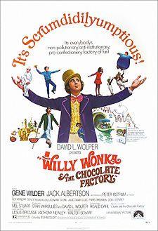 Willy Wonka and the Chocolate Factory - Love Gene Wilder!