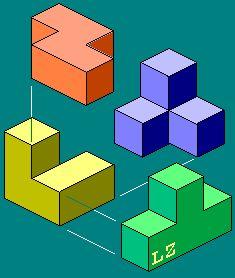 Soluciones cubo soma en fotos