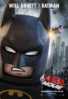 The LEGO Movie (2014) Character Posters #TheLEGOMovie