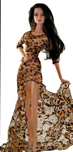 doll gowns.. MDU Venezuela 2013  .  12 25 2