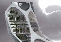 futuristic-skyscraper-honeycomb-section