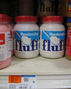 Marshmallow Fluff  can't find in s.a. anymore ...
