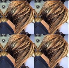 Popular angled bob hairstyles for women you must wear nowadays 00004 Inverted Bob Hairstyles, Mom Hairstyles, Pretty Hairstyles, Medium Hair Styles, Short Hair Styles, Hair Color And Cut, Great Hair, Short Hair Cuts, Hair Trends