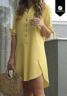 Dresses for women Limonni Claudette Casual Shorts REF: Do you like it? , Write us at whatsapp Dress Outfits, Casual Dresses, Casual Outfits, Fashion Dresses, Casual Shorts, Kurta Designs, Blouse Designs, Designs For Dresses, Blouse Styles