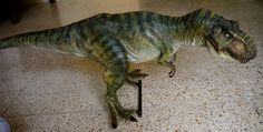 Male Rex from The Lost World