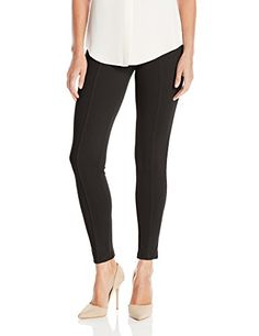 No Nonsense Womens Twill Leggings Black Large >>> To view further for this item, visit the image link.