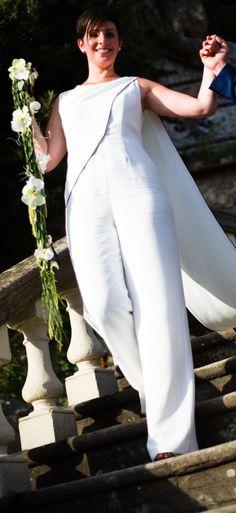 Bride of Ollichon – Adelaide – Alternative Weddings Dresses Wedding Flower Alternatives, Alternative Wedding Dresses, Bridal Jumpsuit, Bridal Style, Wedding Flowers, Groom, Uk Shop, Bouquet, Bride
