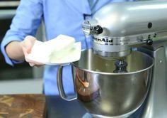 Paso #2 de Cómo preparar el mejor betún de queso crema