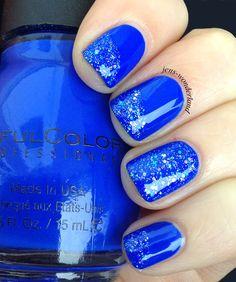 Jens Wonderland: Sinful Colors: Endless Blue and Hottie