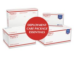 what to send in military deployment care packages