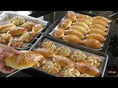 (9) Feta and Parsley Cheese Bread - Poğaça Tarifleri - Turkish Cuisine - YouTube