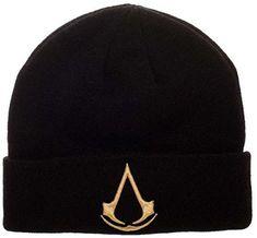 Bioworld Merchandising Assassins Creed Emb Cuff Beanie Bi... https://www.amazon.com/dp/B077NX22VK/ref=cm_sw_r_pi_dp_U_x_upJDAb3Q7B5SW