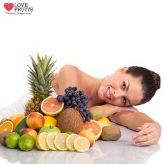 Alimentos que contribuem com a hidratação da pele.  Acesse: http://blog.lovefruits.com.br/post/alimentos-que-contribuem-com-a-hidratacao-da